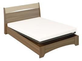 Кровать двуспальная с подъемным мех. Эмилия 1400