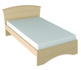 Кровать односпальная Джулия с гибким основанием 900